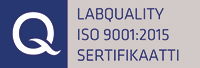 ISO 9001 -laatusertifikaatti